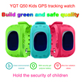Femperna Q50 Safe GPS SmartWatch SOS Call Location Locator Finder Tracker Anti-lost Gift for Kid Wristwatch for iOS Android