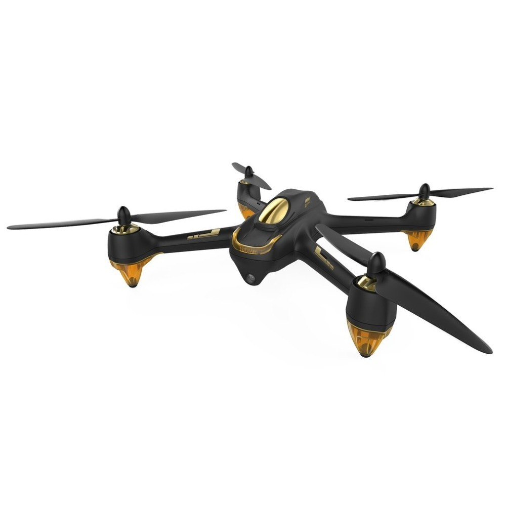 Hubsan H501S 5.8G FPV Brushless Advanced Version 1080P Camera Drone Altitude Hold Automatic return RC Quadcopter with GPS цена 2017