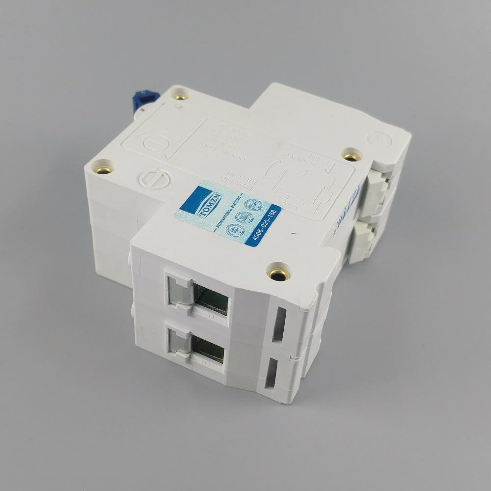 1p 50a Mts Manual Transfer Switch Circuit Breaker Mcb 50hz 60hz 400