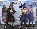 Naruto Figura TV Japão Anime Figura de Ação NARUTO SHIPPUDEN Uchiha Sasuke Uchiha Madara Naruto Figura Collectibles