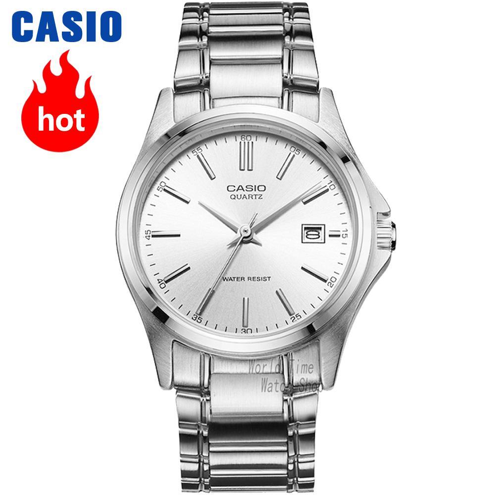 Casio reloj moda simple puntero impermeable señoras reloj de cuarzo LTP-1183A-7A LTP-1183A-1A LTP-1183A-2A