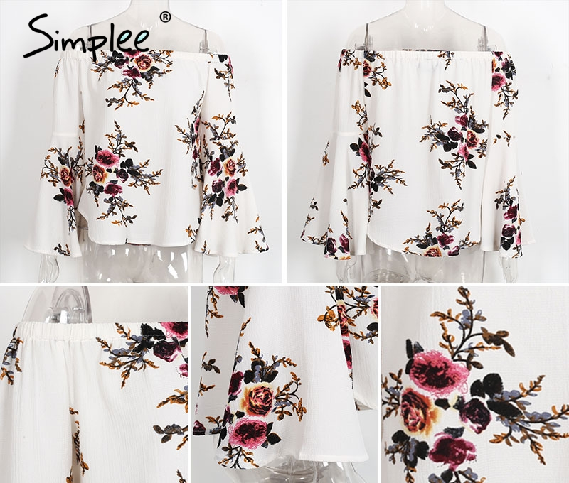 HTB1L2s5PXXXXXb4XpXXq6xXFXXXJ - Simple Off shoulder chiffon blouse shirt women Sexy summer