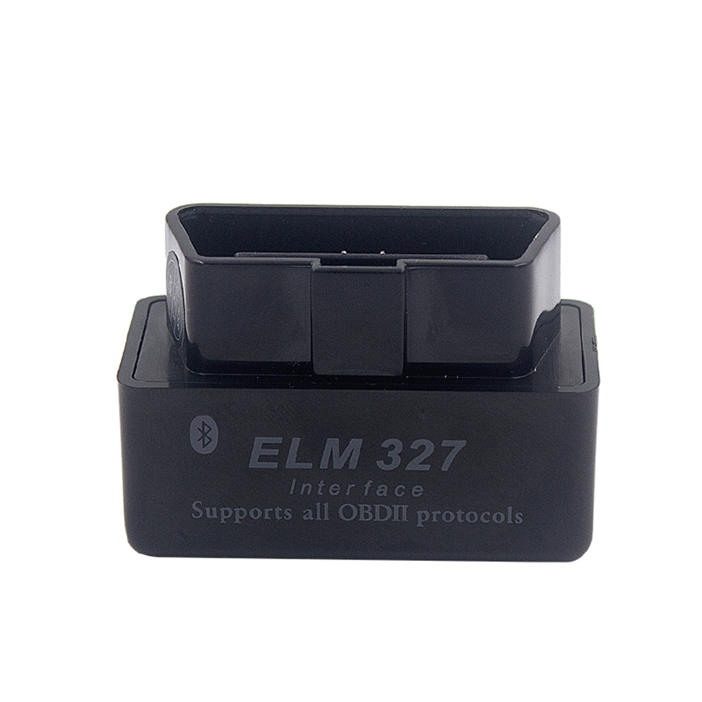 Meistverkaufte Mini ELM327 OBD2 OBDII ULME 327 Bluetooth V2.1 Diagnosescanner-werkzeug Für Multi Marke Autos Android Symbian Windows