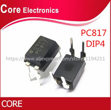 500 PCS PC817 EL817 817 817C FL817C PS817C DIP OPTOCOUPLER