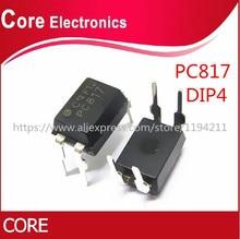 500 Uds. PC817 EL817 817 817C FL817C PS817C DIP optoacoplador
