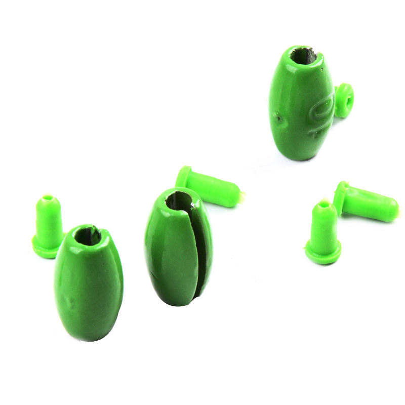 10pcs 1g 2g 3g 4g 5g 7g 10g Carp Fishing Lead Weight Sinker Jig Head Lead Weights Fishing Tackle Accessories Pesca
