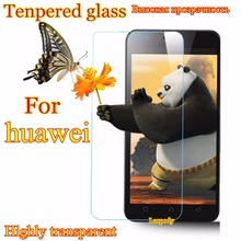 Tempered Glass Screen Protector FOR Huawei P9 P8 Lite P7 GR3 GT3 GR5 Y3C Y5 C Y3 II Y5 II Y6 Pro Honor 8 4C 5C 5X 3x 7 Film Case