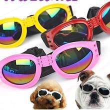 Очки для собаки модные солнцезащитные очки для собаки очки Защита собаки УФ солнцезащитные очки
