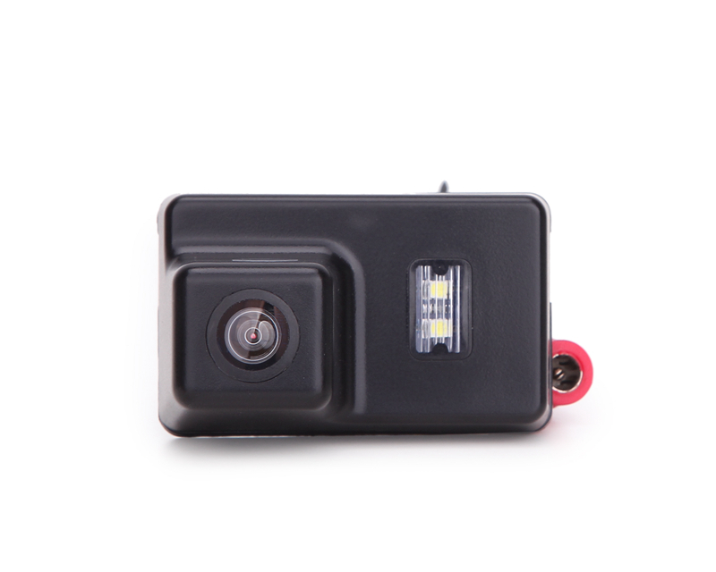 CCD Car Rear View Camera for Peugeot 206/207/407/307/307SM Sedan Reverse Backup Review Reversing Parking Kit Free Shipping image