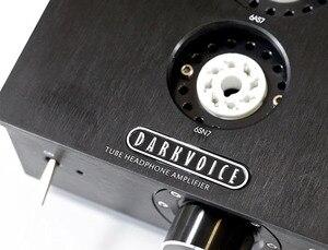 Image 3 - DarkVoice 336SE Amplificador de tubo para auriculares, OTL, amplificador de auriculares