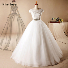 HIRE LNYER Najowpjg Bridal Gowns Wedding Dresses