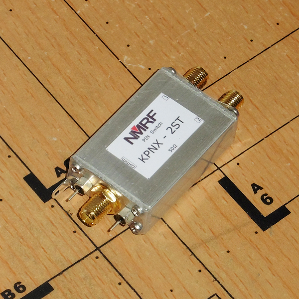 Free shipping KPNX-2st TTL Level Control for SMA Interface of 0.2-2.5 GHz SPDT RF Electronic Switch sensor