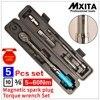 MXITA מצת 5 יחידות מגנטי ערכת כלים לתיקון 3/8 Set רכב אוטומטי מפתח מומנט 5 60NM יד סט כלי