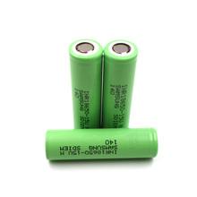 Li-ion Sam 1500 mah 3 stücke 18650 high power batterie zelle werkzeug akku power Cell Akkus entladung rate 10c cheap 1500mAh 3 6V 18 0*18 0*65 0 41 5g Li-lon power tool