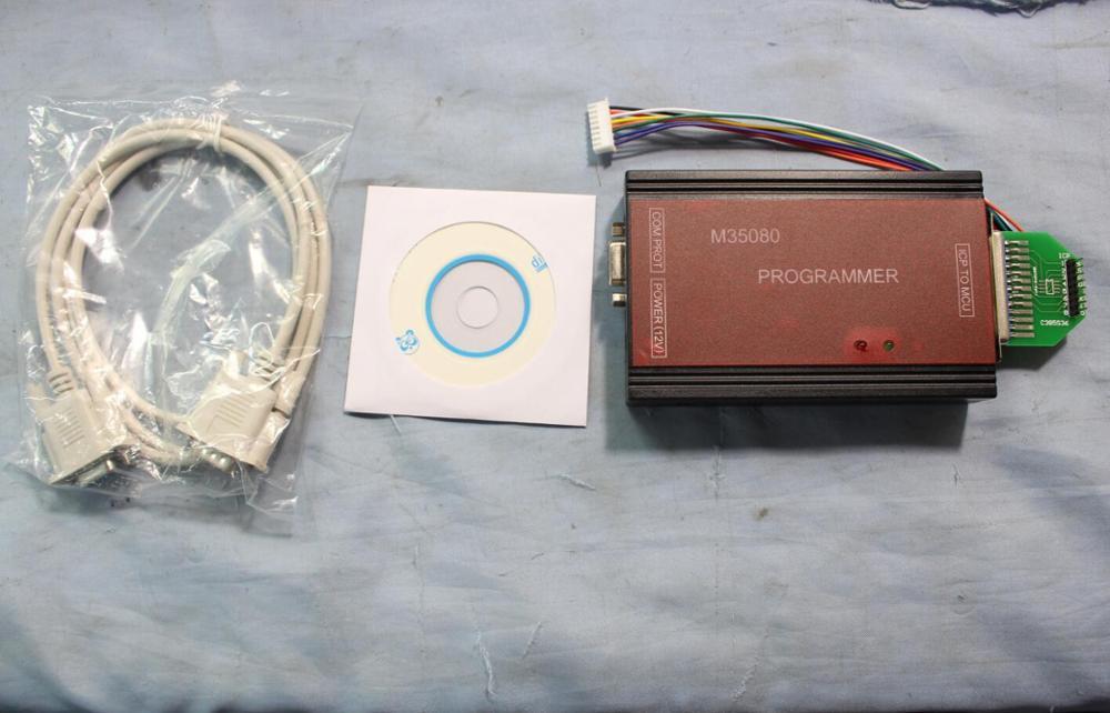M35080 odomètres de kilométrage corrects pour BMW E65/E38/E39/E46 outil de correction d'odomètre programmeur