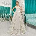 Новый конструктор кот винтаж свадебное платье 2016 кружева свадебные платья атласная Vestido де Noiva novia-принцеса Boho свадебное платье кап-рукава