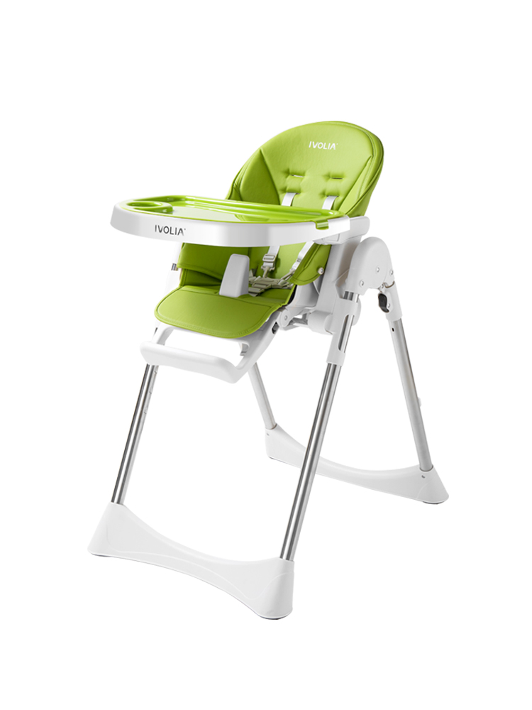 No Need  Nstallation Easy To Clean Baby Dining Chair Multi-function Foldable Portable Dining Chair Baby Baby Eating Chair