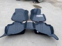 Настроить специальный автомобиль коврики для правой руки диск Subaru Outback 2014 2004 водонепроницаемый прочный хорошо подходят ковры, Бесплатная д