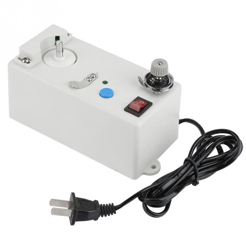 Électrique Dévidoir Automatique Fil Machine À Coudre Bobine D'enroulement Machines À Coudre Accessoires Outil