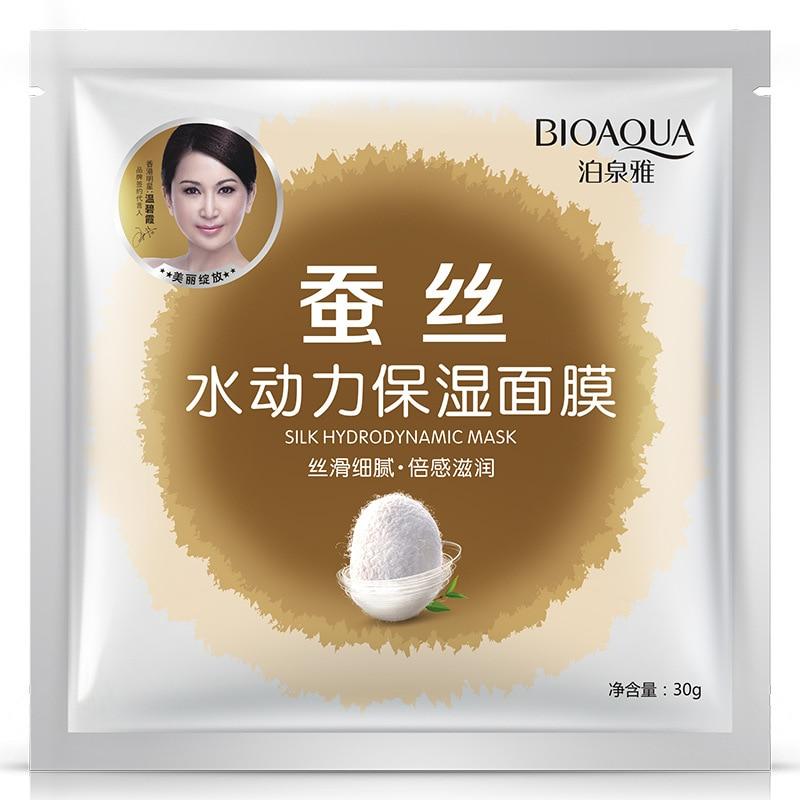 2017 BIOAQUA Facial Beauty Women Whitening Moisturizing Care Mask Cream facial mask ageless anti aging anti wrinkle skincare