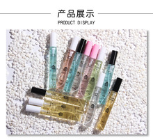 12 kinds of 12ML Perfumed  Women Female Parfum Atomizer Bottle Glass Fashion Lady Flower Fragrance scent