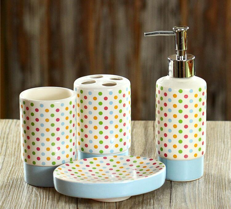 Popular Bathroom Accessories Ceramics Buy Cheap Bathroom