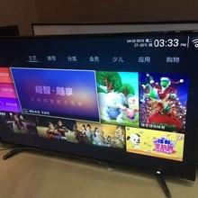 55 дюймов 4k Full HD Smart ТВ комплект android lan/Wi-Fi, T2 глобальная версия led Телевизор ТВ( в Гуанчжоу Китай(материк