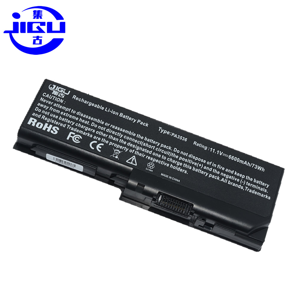 JIGU New 9Cell Laptop <font><b>Battery</b></font> PA3536U-1BRS For <font><b>Toshiba</b></font> <font><b>Satellite</b></font> X205 X200 <font><b>L350</b></font> L355 L355D P200 P200D P205 P205D P300 P305 P305D image