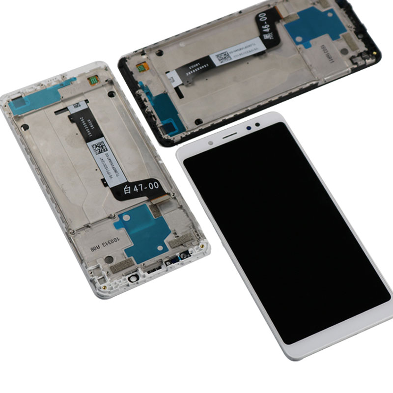 Image 5 - For Xiaomi Redmi Note 5 Pro LCD Display Note 5 Touch Screen Digitizer Assembly Replacement For Xiaomi Redmi Note5 5.99 Inch LCD-in Mobile Phone LCD Screens from Cellphones & Telecommunications
