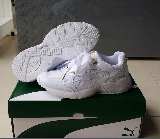 865fa1a11e7 Hot New Arrival PUMA Prevail Heart High Women s shoes Breathable Sneakers  Badminton Shoes size36-39