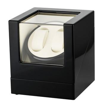 Автоматический виндер механических часов, держатель для моторного шейкера, коробка для часов, дисплей, органайзер для хранения ювелирных и...