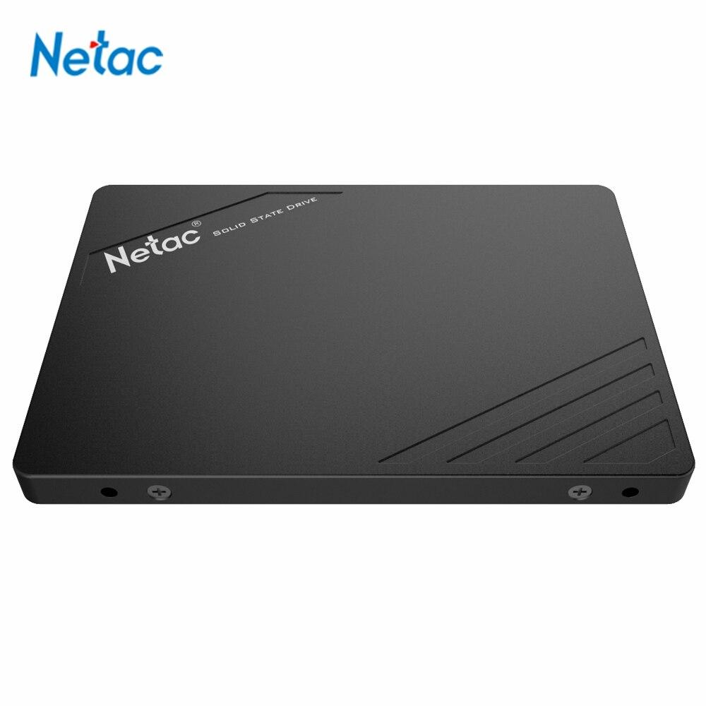 Prix pour D'origine netac n530s solide state drive 2.5 pouce sataiii ssd 120 GB 240 GB SSD Disque Dur pour Ordinateur Portable De Bureau HD Disque de stockage