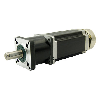 NEMA23 stepper motor 3.0NM with brake and Planetary reducer 4:1/5:1/10:1/16:1/20:1/25:1/40:1/50:1/100:1 gear ratio