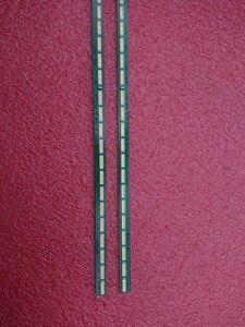 Image 4 - New 5set=10pcs 75LED LED backlight stip for LG 55LA660V 55PFL6008K  55LA6800 6922L 0069A 55LA7400 55LA6600 6916L1210B 6916L1209B