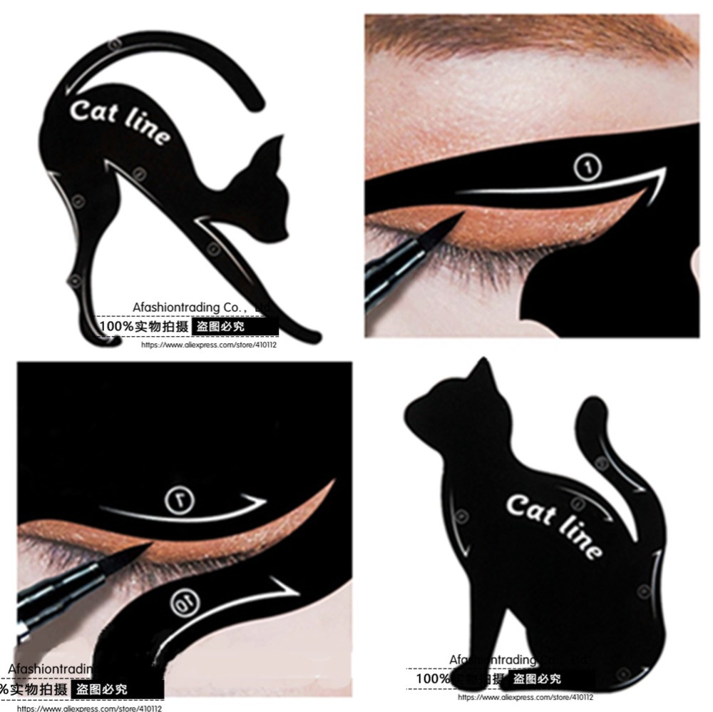 Winged Eyeliner Stencil Guide,Quick (end 12/1/2019 2:20 PM)