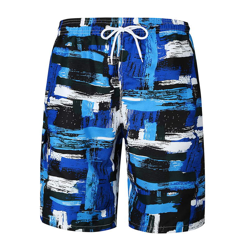 Shorts Mens Bermuda 2018 Summer Colorful Print Men Beach Hot Cargo Fashion Men Boardshorts Male Brand MenS Short Casual XXL