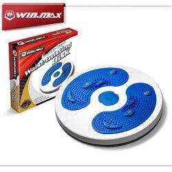 2017 Winmax Livraison Gratuite Disque de Remise En Forme De Massage Plaque de Twister Aimant Taille Frétillant Taille Torsion Disque Twist Conseil