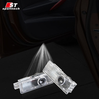 LED Car Door Light For BMW 3 Series F30 F31 F34 F35 Courtesy Laser Projector Welcome