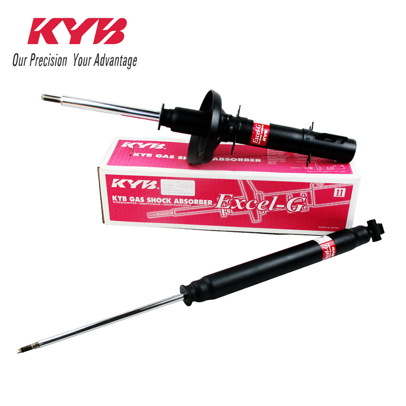 KYB rear car shock absorber 333481 EXCEL-G inflatable for Shanghai GM EXCELLE HRV sedan 1.6 1.8L auto partKYB rear car shock absorber 333481 EXCEL-G inflatable for Shanghai GM EXCELLE HRV sedan 1.6 1.8L auto part