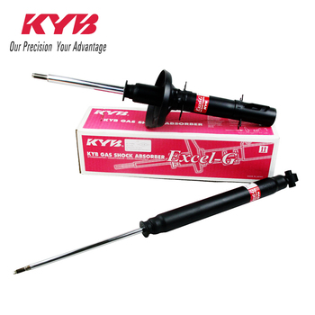 KYB rear car shock absorber 333481 EXCEL-G inflatable for Shanghai GM EXCELLE HRV sedan 1.6 1.8L auto part