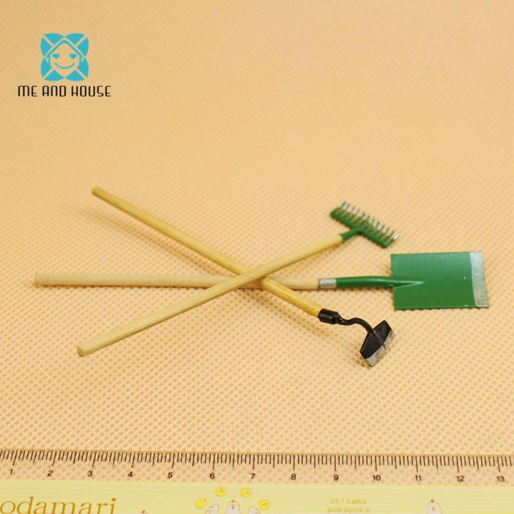 1 12 scale miniature outdoor mini housework font b tools b font dolls font b garden