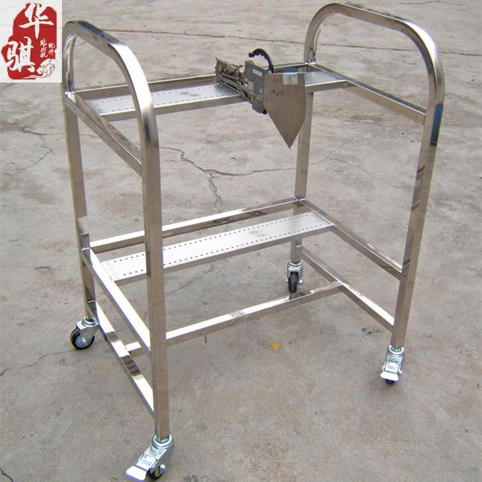 Mangeoire Chariot pour Yv100 Yg100 Yg200 Yg12 Cl YAMAHA Puce Mounter Mangeoire Stockage Chariot 40*2 pcs 2 couches