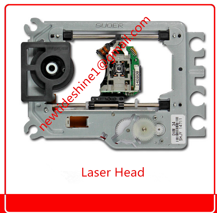 Laser head     RAF3337AC laser head kms 260e kmk 260aab