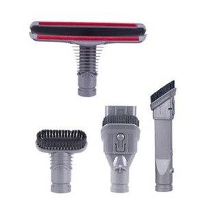 Image 3 - Kit de remplacement pour aspirateur Dyson V8 V7 V6, Kit de remplacement avec brosse lavable, 7 pièces, compatible avec DC58, DC59, DC61, DC62