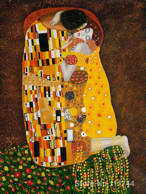Aliexpress.com : Buy Famous paintings of Gustav Klimt the ...