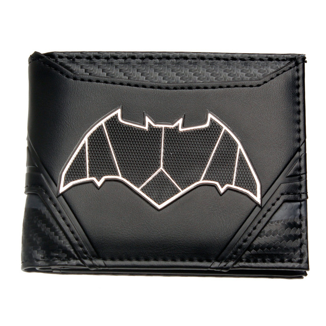 Бумажник с логотипом Бэтмен модель № 2 2
