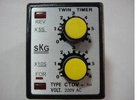 Xangai Fu Wei CTDV-N4 relay tempo cíclico AC220V