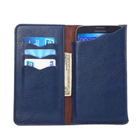 4 3 6 5 Inch Universal PU Leather Wallet Pouch Bags For Samsung Galaxy S7 Edge