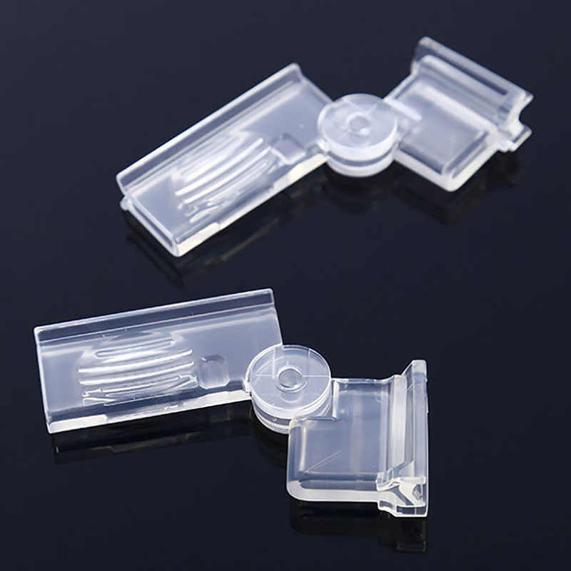 2 Pcs/Lot Milk Seal Clips Multi-Functional Snacks Sealed Clips Keeping Food Fresh Sealed Food Close Clip Box Folder