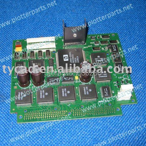 C4705-60080 C3195-20005 HP DesignJet 750 Carriage PC board plotter parts
